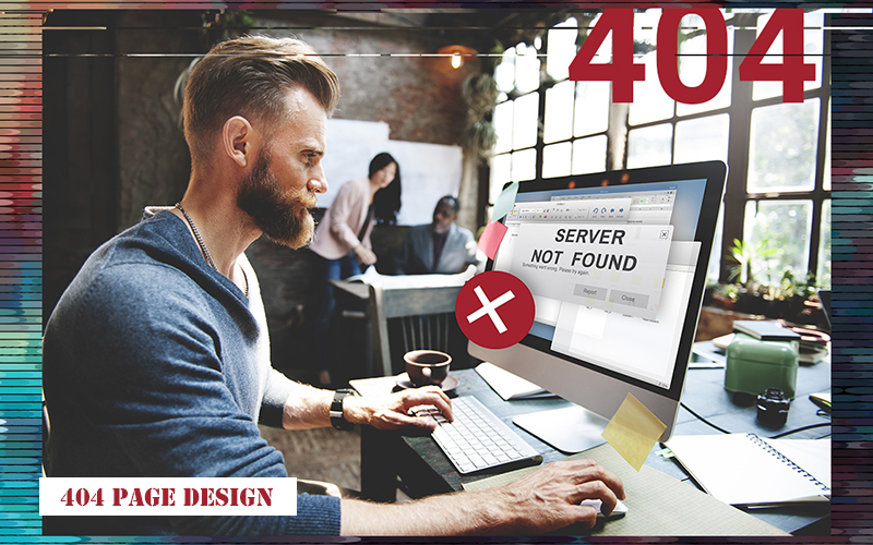 ERROR-404 PRESENTATION DESIGN