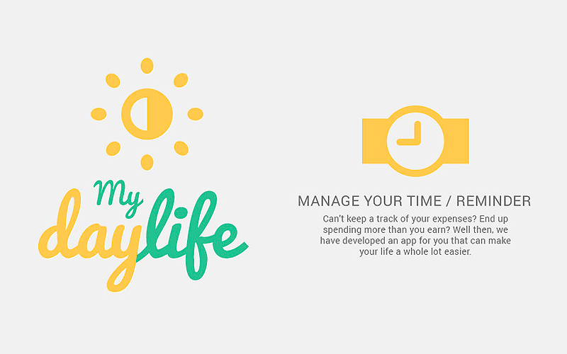 MY DAY LIFE - AVAILABLE ON PLAY STORE