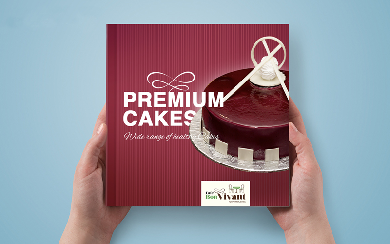 BON VIVANT CAKE CATALOGUE