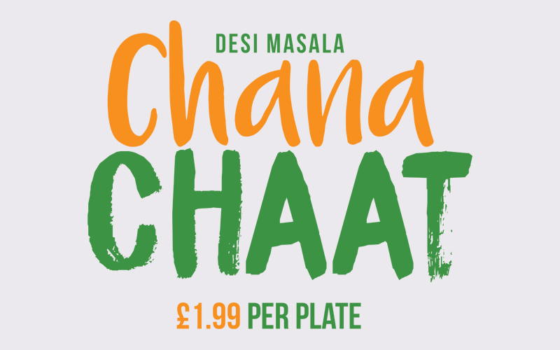 CHANA CHAAT POSTER